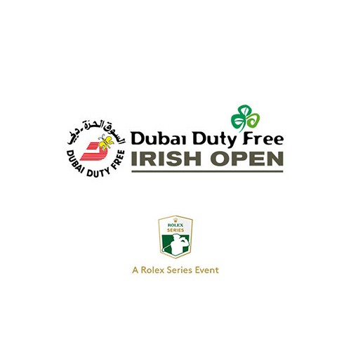 DDF Irish open logo
