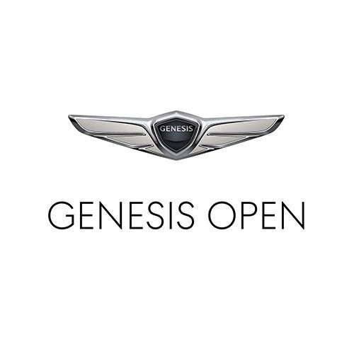 Genesis Open Logo