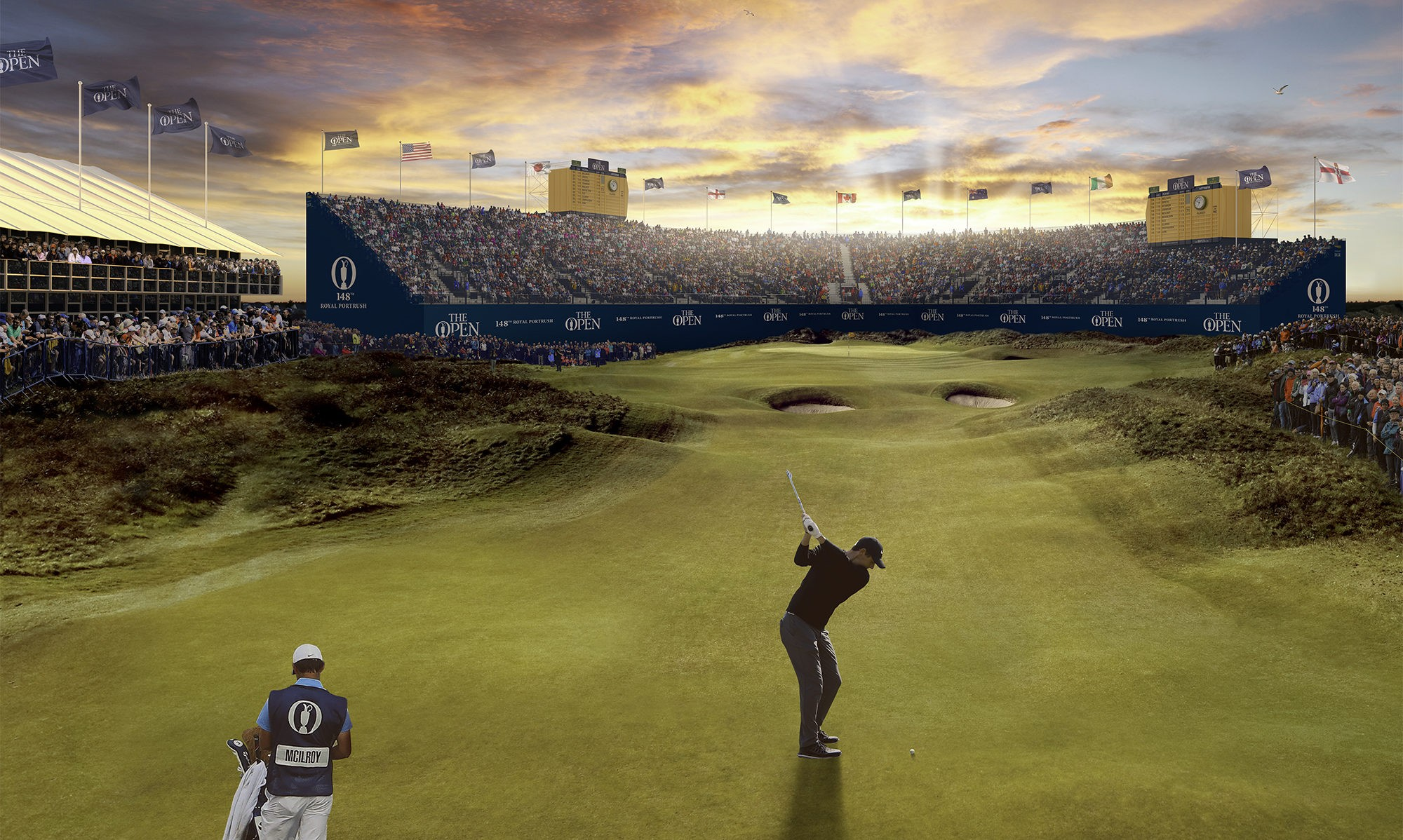 The 148th Open Royal Portrush
