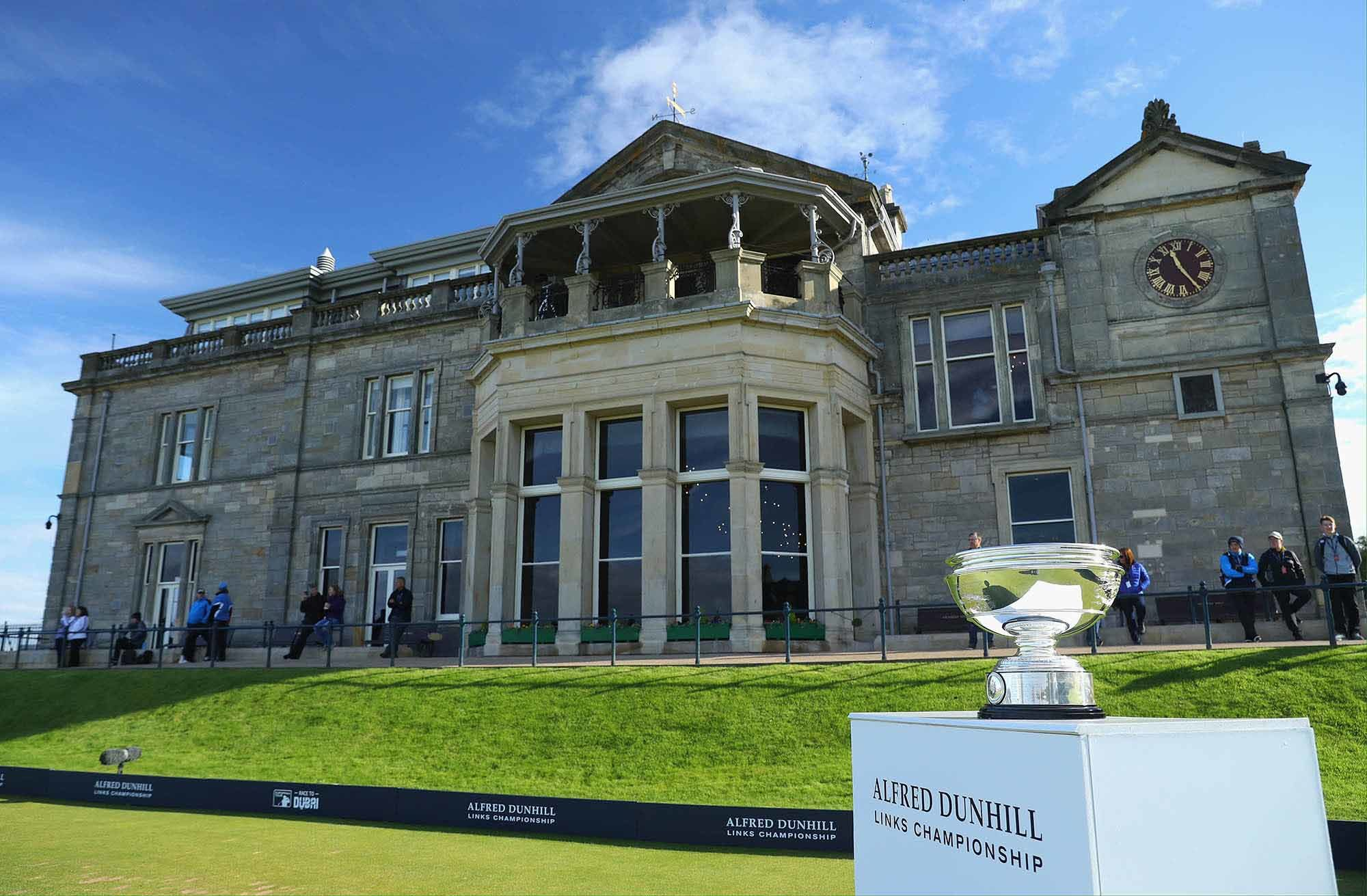Alfred Dunhill Links Championship Cover