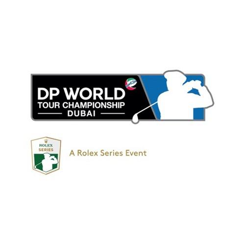 DP World Tour Championship Logo