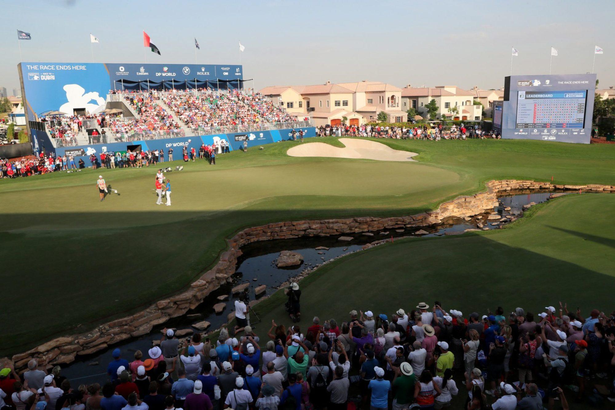 DP World Tour Championship, Dubai