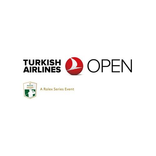 Turkish Airlines Open Logo