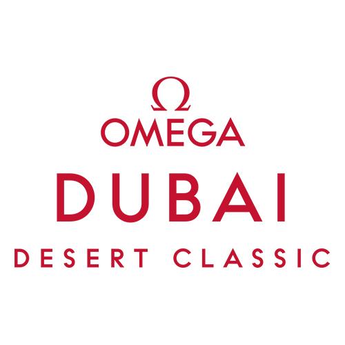 Omega Dubai Desert Classic Logo