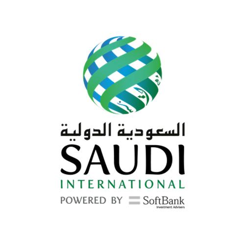 Saudi International Logo